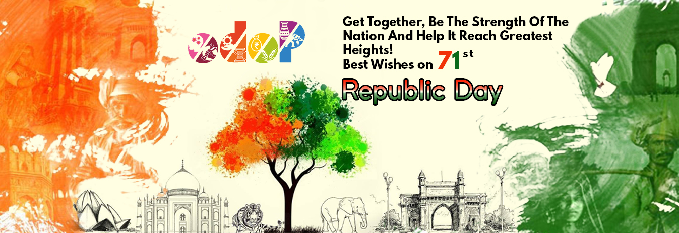 Wishing you all a Very Happy 71st Republic Day